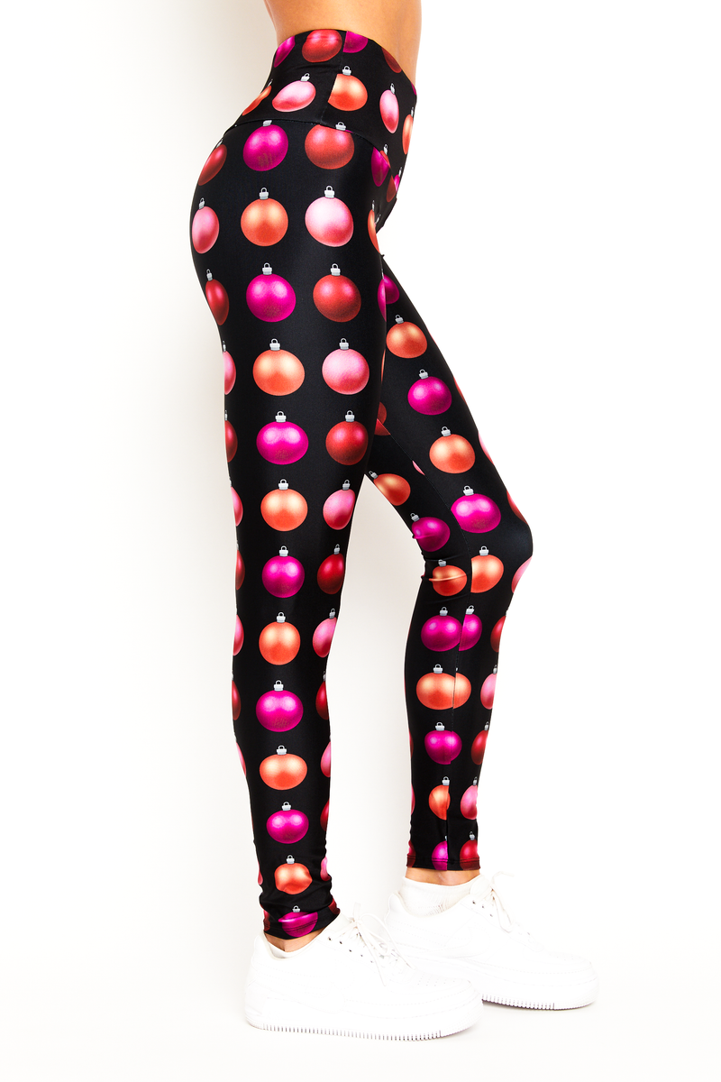 Holiday Ornaments Legging