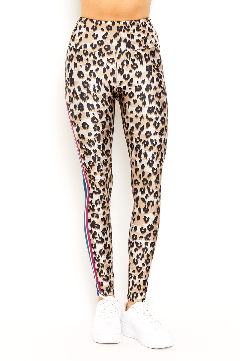 Leopard Lounge Legging