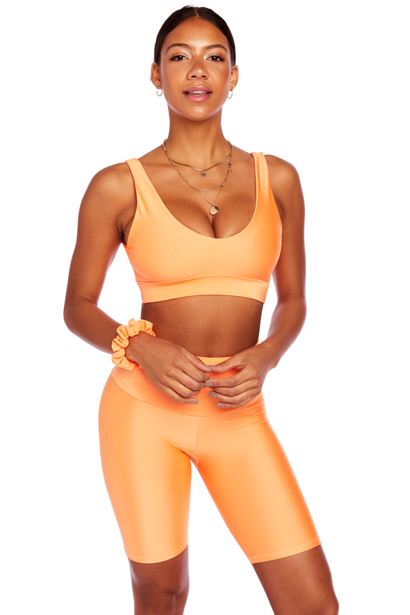 Basic Neon Orange U-Bra