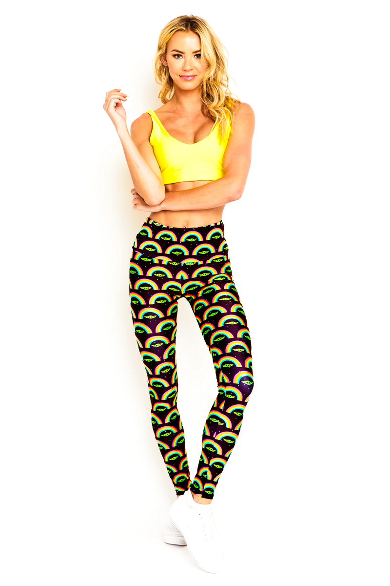 Rainbow Child Legging