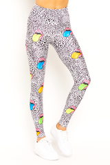 Rainbow Mouth Legging