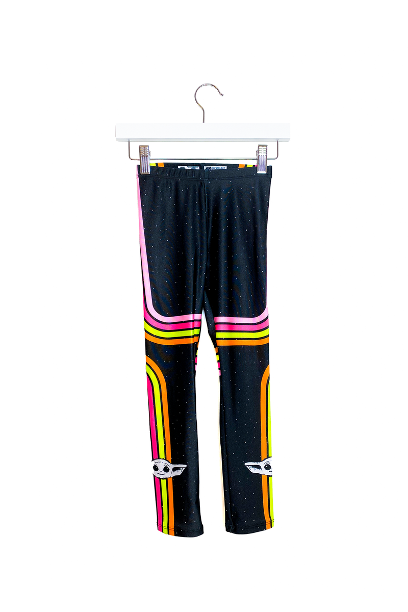 Retro Child Kids Legging