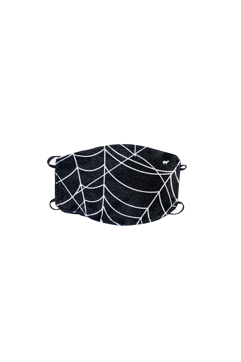 Spider Webs Mask Kids