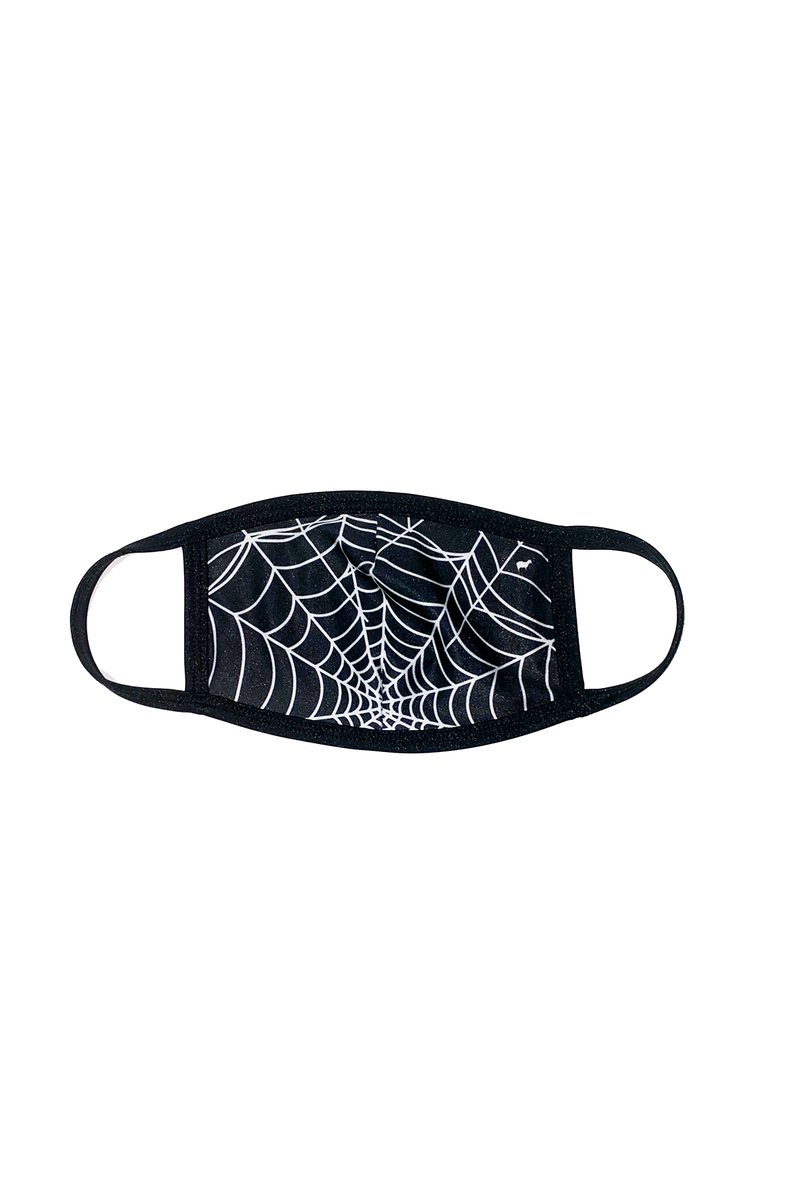 Spider Web Mask