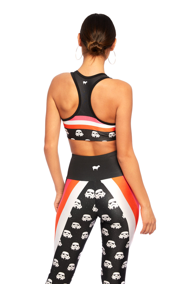 Stormtrooper Edge Sports Bra