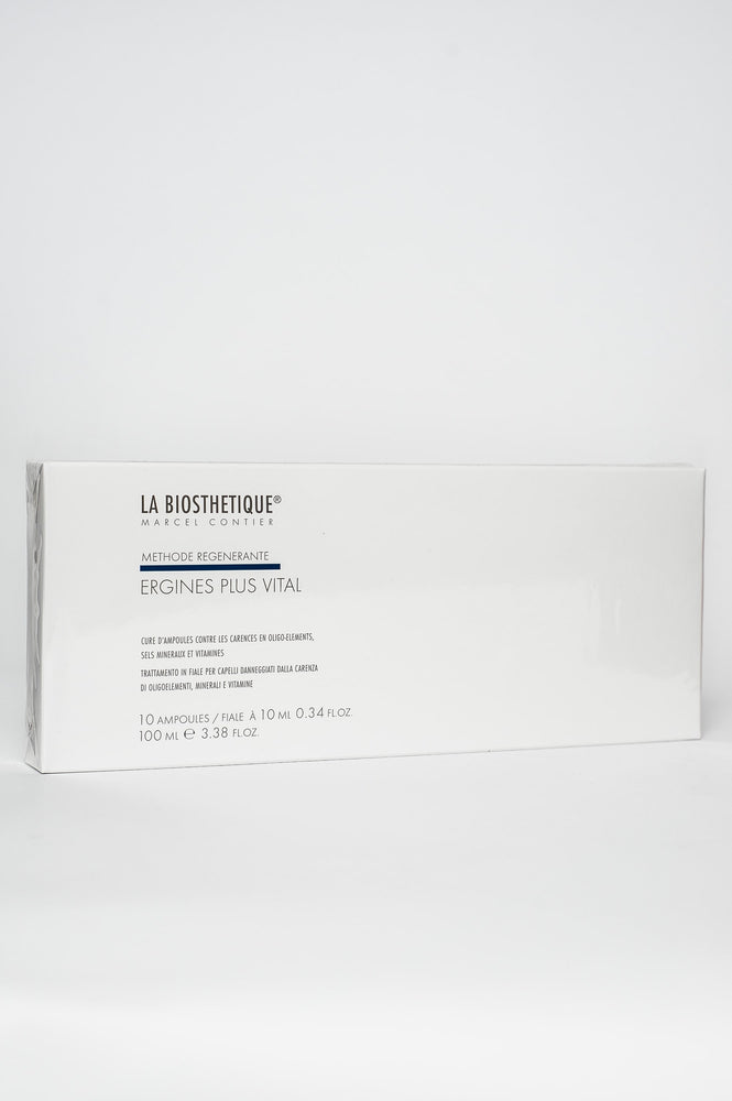 La Biosthetique Ergines Plus Vital Ampoules 10-pack