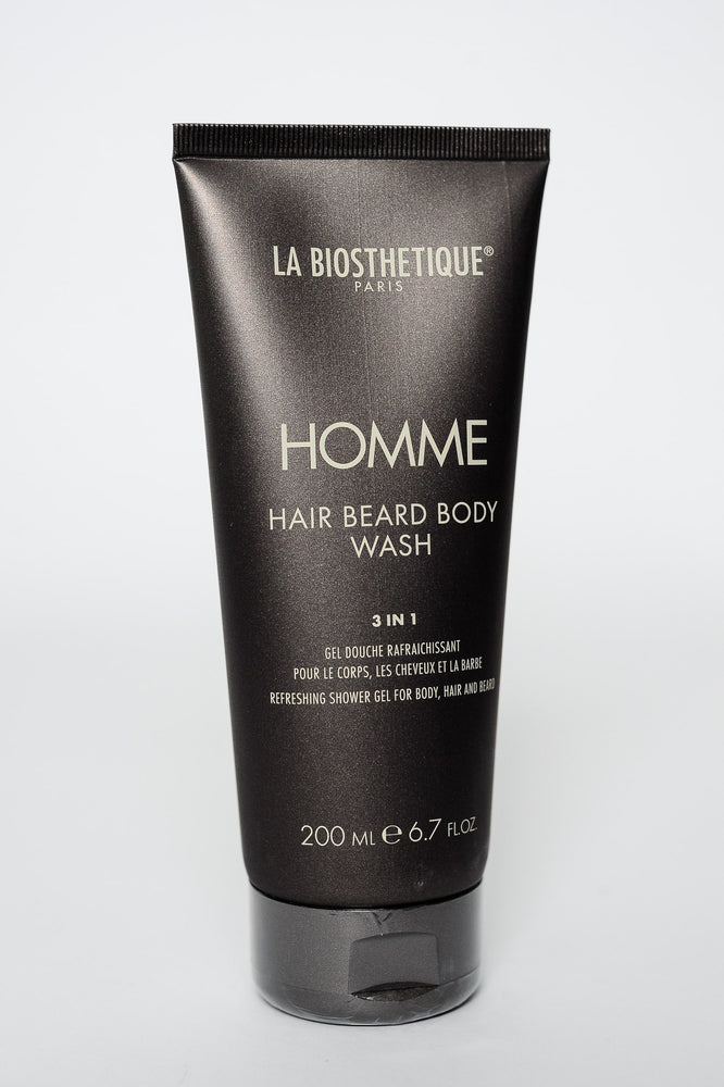La Biosthetique Homme Hair Beard Body Wash