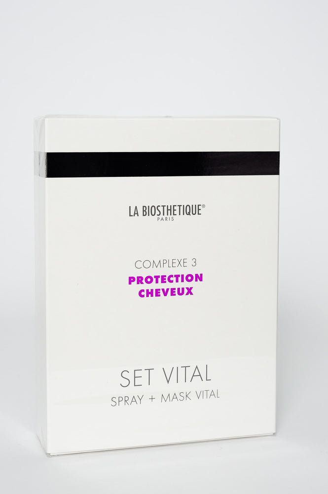 La Biosthetique Protection Cheveux Complexe (PCC) Take-Home Pack- VITAL