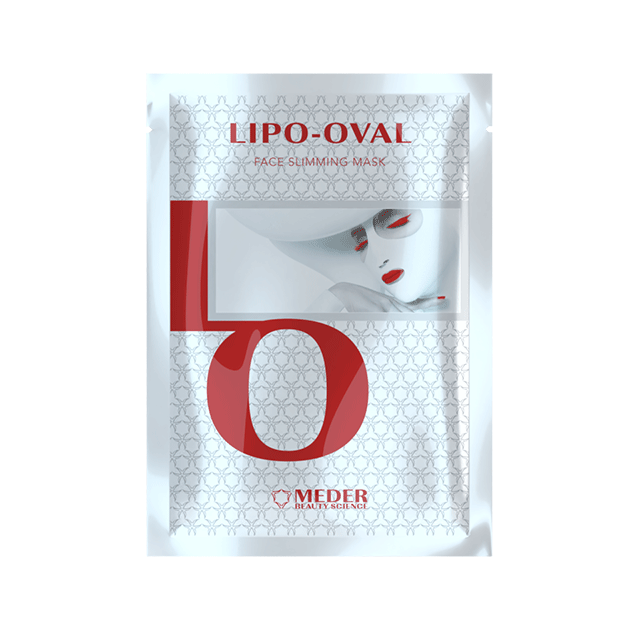 Meder Lipo-Oval Mask 5-pack - Hair Art and Beauty