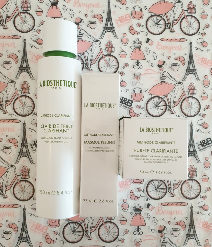 La Biosthetique Christmas Pack - Methode Clarifiante