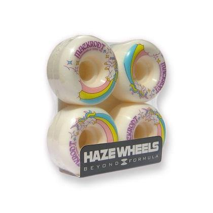 Roues HAZE Mackrodt 10 Years Serie 52mm - SUBIACO SKATESHOP