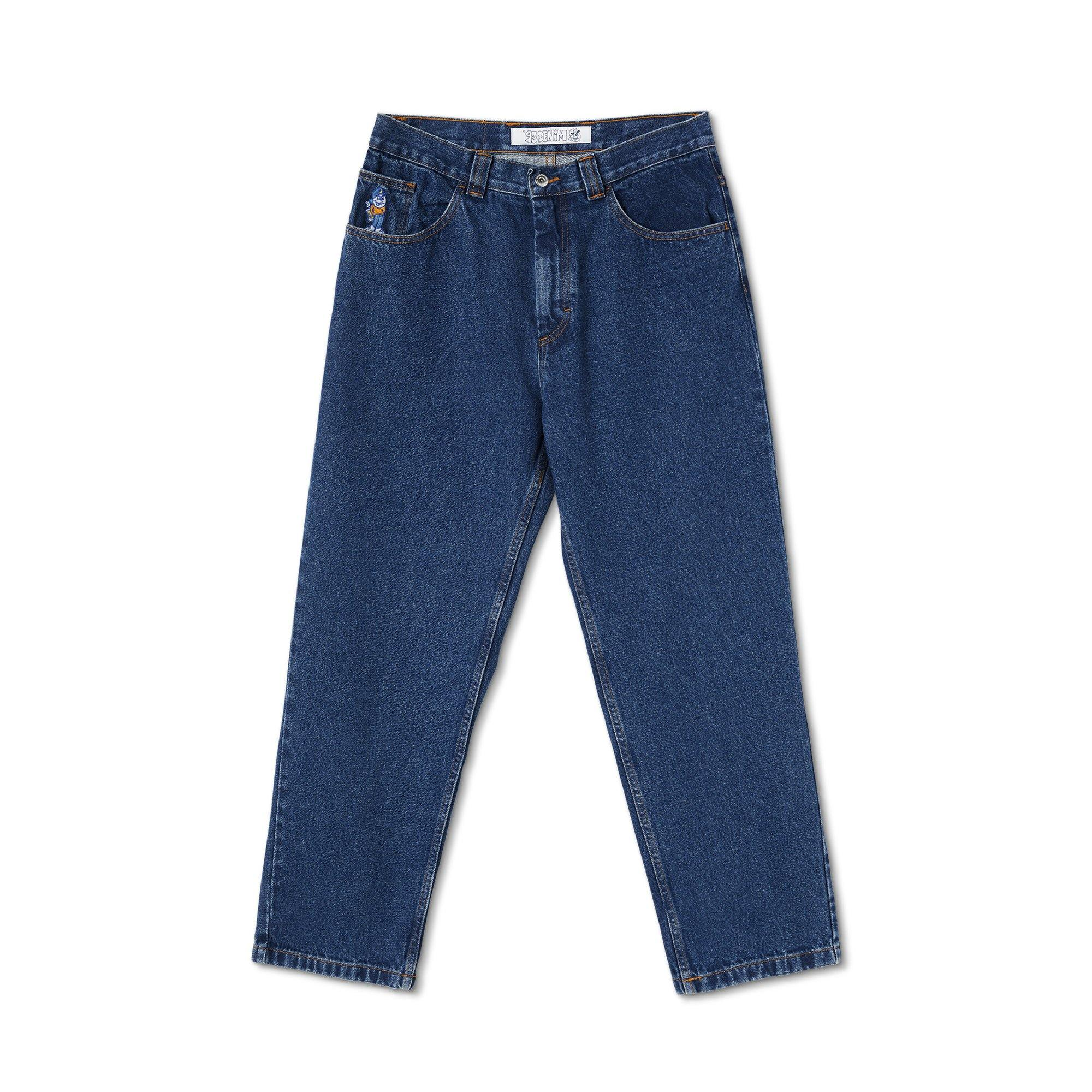 Pantalon POLAR '93 Denim Dark Blue - Bleu foncé