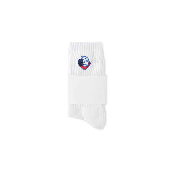 Chaussettes POLAR Big Boy Socks White - Blanches
