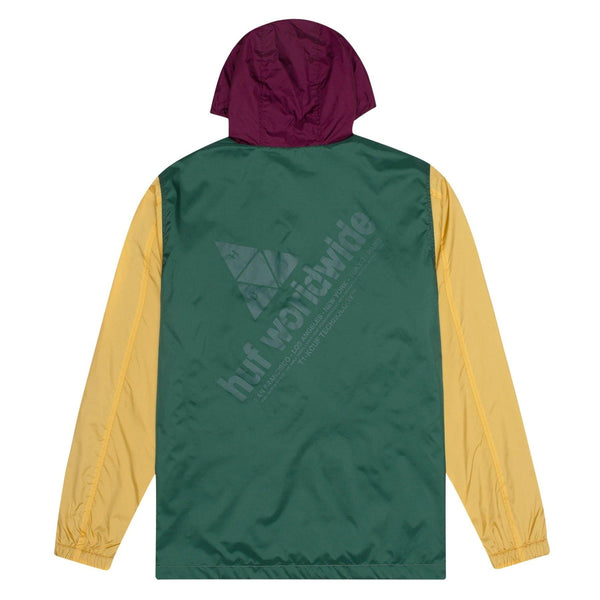 Veste HUF Coyote Trail Anorak Raisin