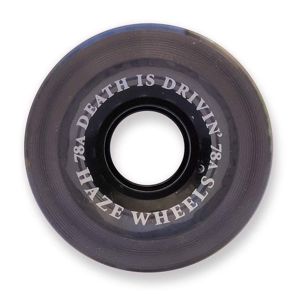 Roues HAZE SOFT Death Is Driving 60mm 78A