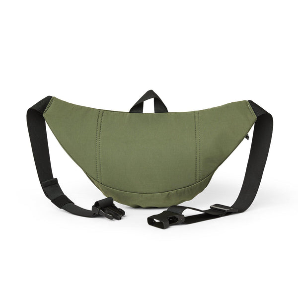 Sac Banane POLAR Sport Hip Bag Dusty Army - Khaki