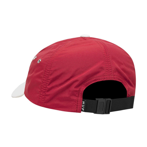 Casquette HUF Standard Contrast CV 6 Panel Rust - Rouille - SUBIACO SKATESHOP