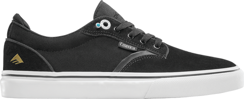 Chaussures EMERICA Jon Dickson Pro The Dickson Black/White/Gold
