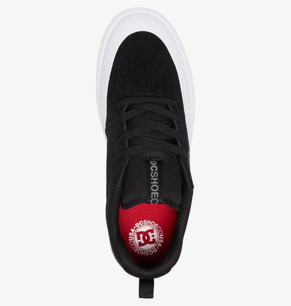 Chaussures DC SHOES Infinite S Black/White - Noires/Blanches - SUBIACO SKATESHOP