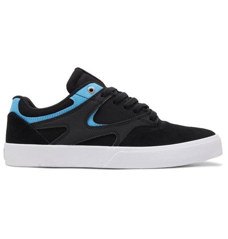 Chaussures DC SHOES Kalis Vulc S Black/blue - Noires/bleues