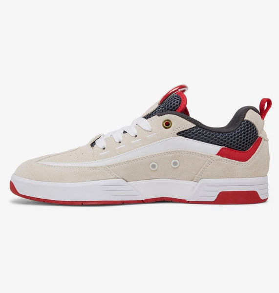 Chaussures DC SHOES Legacy 98 Slim SP White/Grey/Red