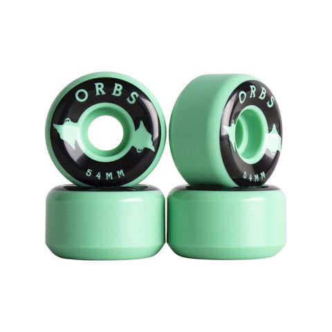 Roues ORBS Specters 54mm Mint - Menthe