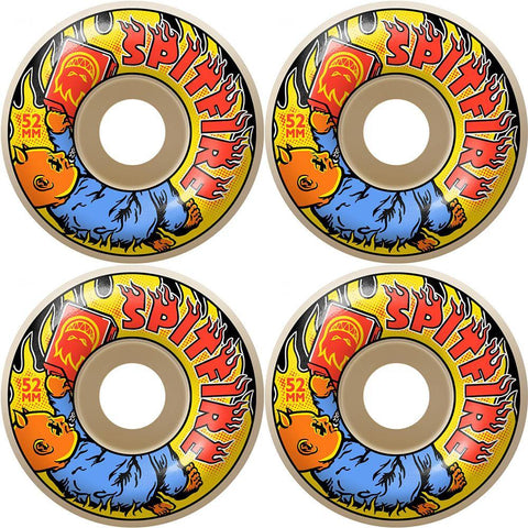 Roues SPITFIRE Demonseed 54mm