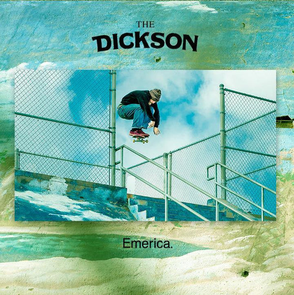 Chaussures EMERICA Jon Dickson Pro The Dickson Black/Gum
