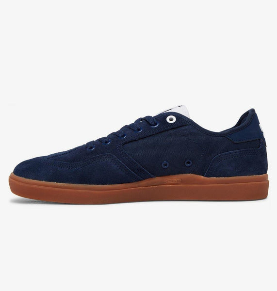 Chaussures DC SHOES Vestrey Navy/Gum - Marine/Gomme