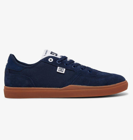 Chaussures DC SHOES Vestrey Navy/Gum - Marine/Gomme - SUBIACO SKATESHOP