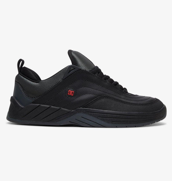 Chaussures DC SHOES Williams Slim Black/Dark Grey/Athletic Red
