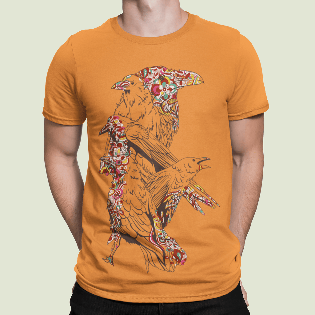 Hungry Crows T-shirt
