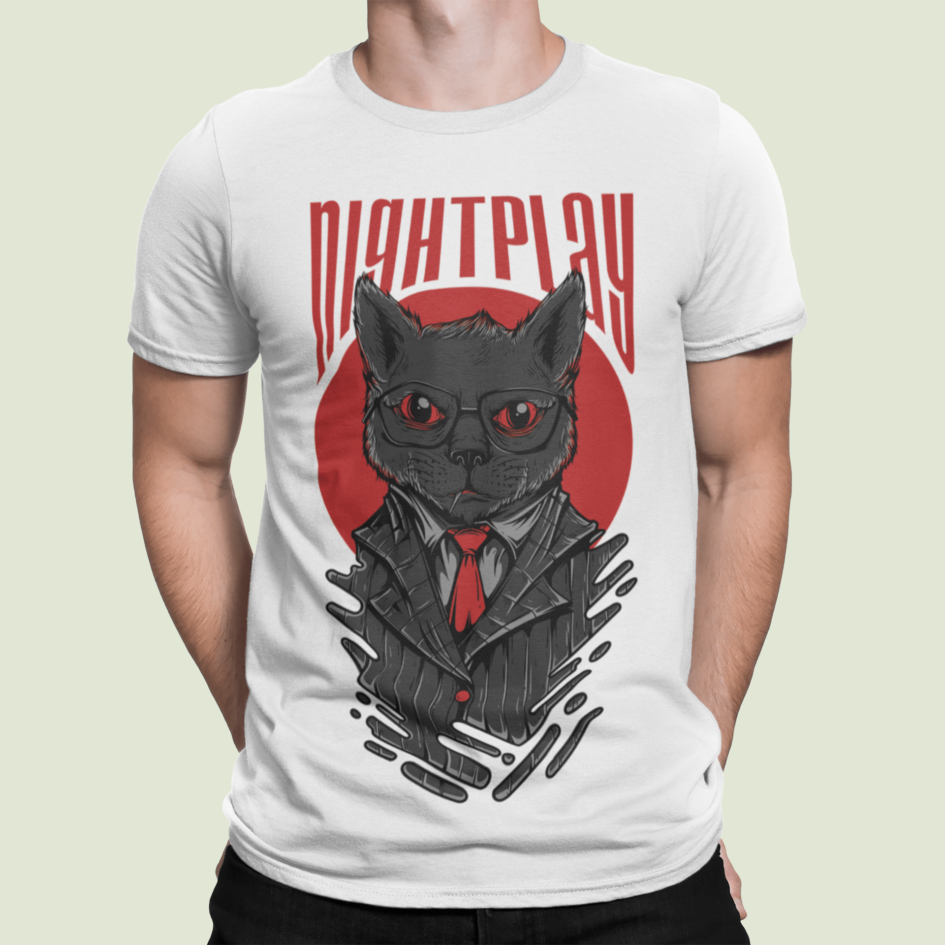 Night Play T-shirt