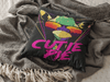 Cutie Pie Square Pillow