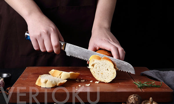 How To Properly Use a Bread Knife: 5 Easy Steps