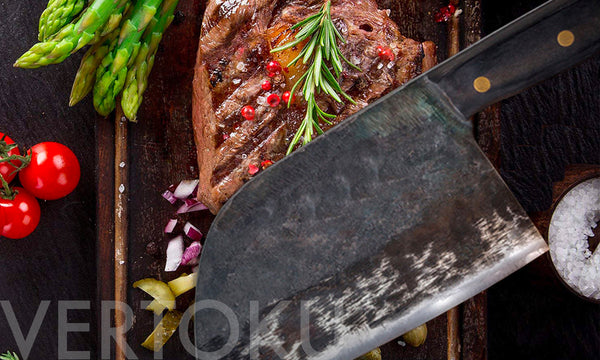 What is a Serbian Chef Knife?