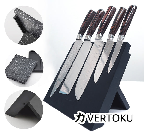 Foldable Magnetic Knife Stand