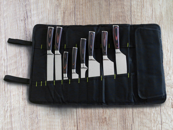 Chef Knife Roll Bag