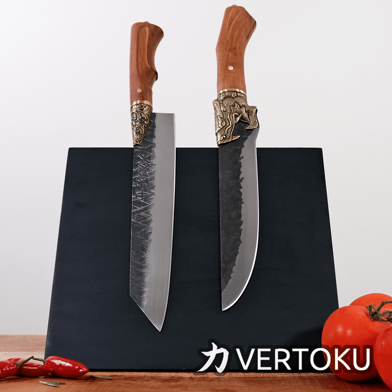 Drago High Carbon Steel Knives