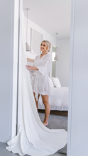 Load image into Gallery viewer, Serene Bridal Robe