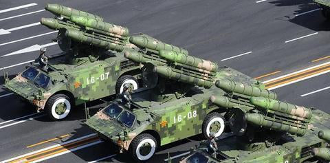 China's military spending: is there a new arms race?-Warrior Lodge Media
