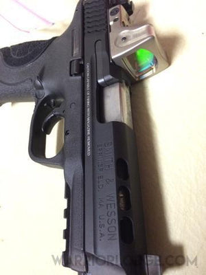 Smith and Wesson M&P40 Performance Center Ported Follow Up-Warrior Lodge Media