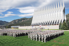 Air Force Academy Under Fire for Big Brother Antics