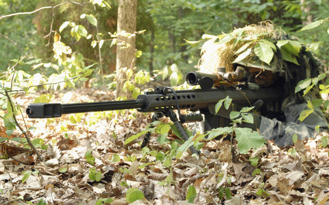 Barrett M82 Anti-Material Rifle