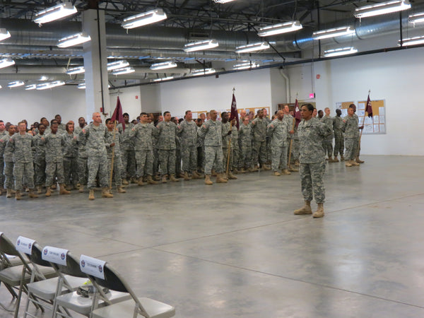 7 Privately Owned Vehicle Processing Centers for Deployed Troops to Close on May 1st