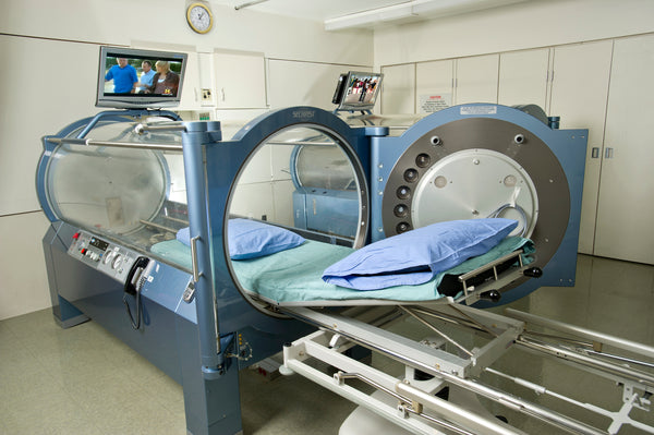 Hyperbaric Oxygen Treatment Shows Promise for PTSD