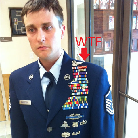 He Was Just Playing Dress Up… Stolen Valor Out of Control