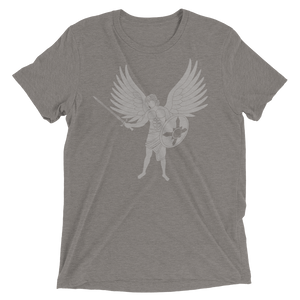 Guardian Angel Short sleeve t-shirt-Warrior Lodge Media