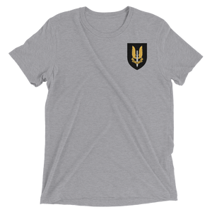 SAS Who Dares Wins Short sleeve t-shirt-Warrior Lodge Media
