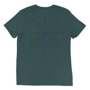 Triggernometry Short sleeve t-shirt-Warrior Lodge Media